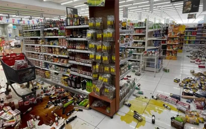 Πολύ ισχυρός σεισμός 6,3 Ρίχτερ στην Κρήτη - Ζημιές σε κτήρια, κατέρρευσε εκκλησάκι
