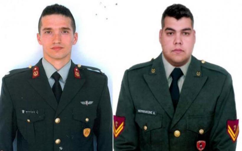 Εξελίξεις με το θέμα των δυο Ελλήνων στρατιωτικών!