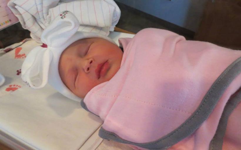 Κορίτσι το πρώτο παιδί του 2017 στη Μαγνησία
