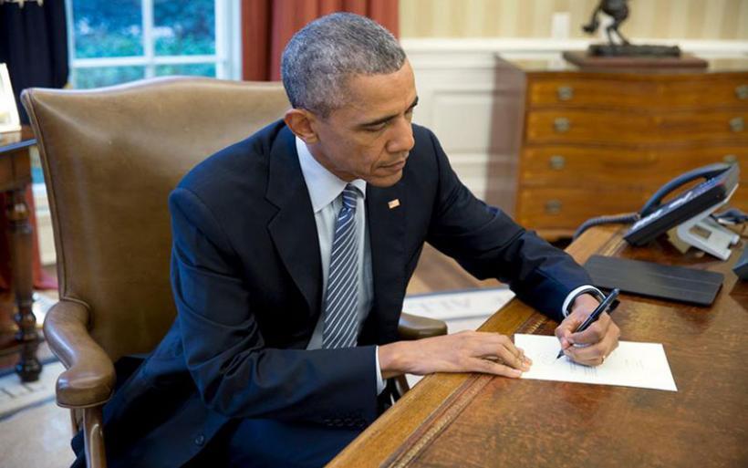 Τις τελευταίες του ώρες ως Πρόεδρος, ο Ομπάμα έδωσε διακριτικά 221 εκατ. δολάρια στην Παλαιστινιακή Αρχή