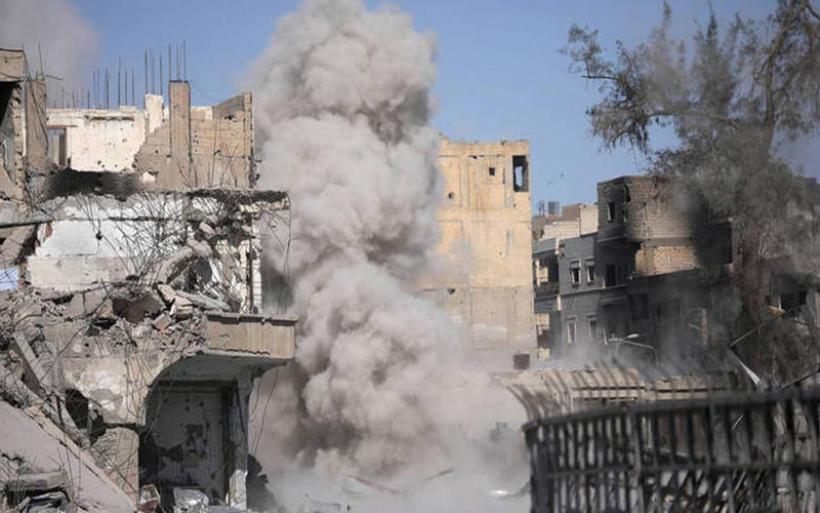 Συρία: Δεκάδες άμαχοι, ανάμεσά τους και παιδιά, νεκροί σε βομβαρδισμούς
