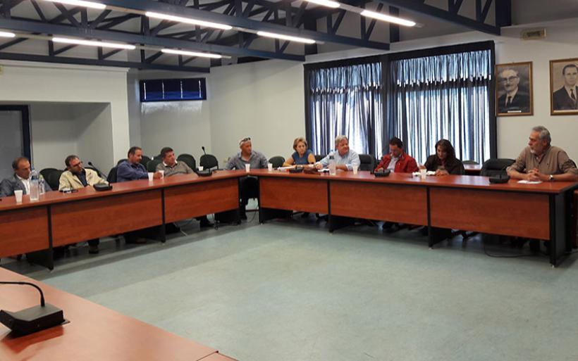 Σύσκεψη για τη Δευτεροβάθμια Εκπαίδευση πραγματοποιήθηκε στο Δημαρχείο Αλμυρού