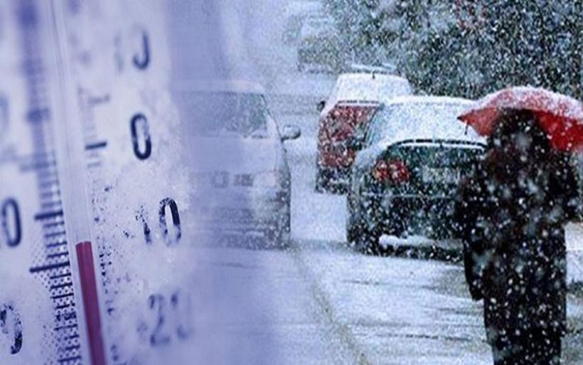 Ψυχρή εισβολή 7 ημερών από το Σάββατο - Χιόνια και στην πόλη του Αλμυρού
