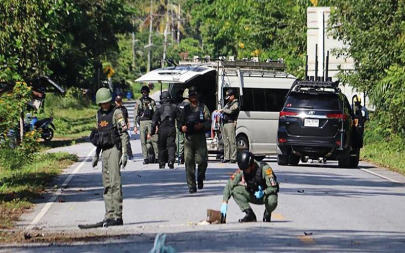 Μακελειό στην Ταϊλάνδη : 15 νεκροί από επίθεση ενόπλων