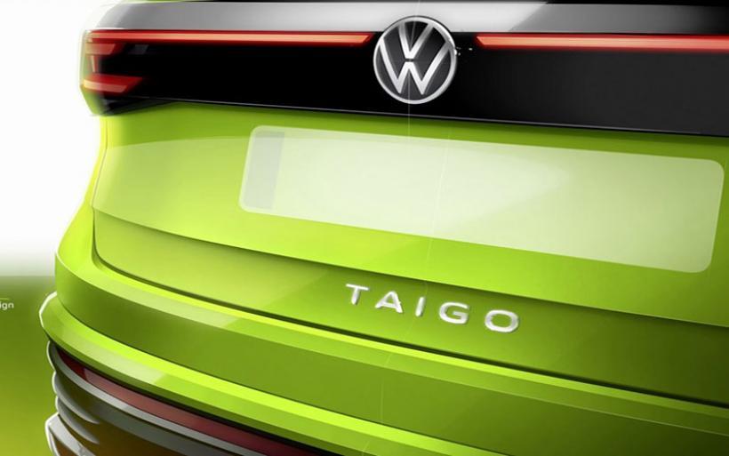 Και το όνομα αυτού… Volkswagen Taigo