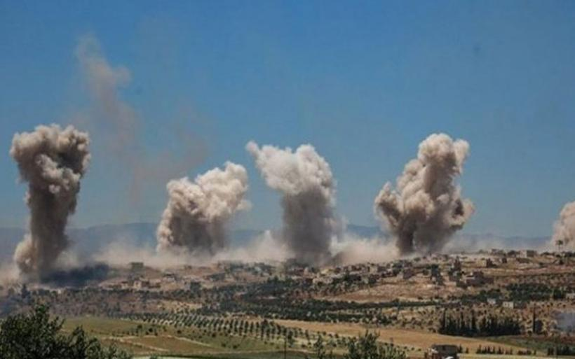 Νεκροί 27 άμαχοι από βομβαρδισμούς στη Συρία