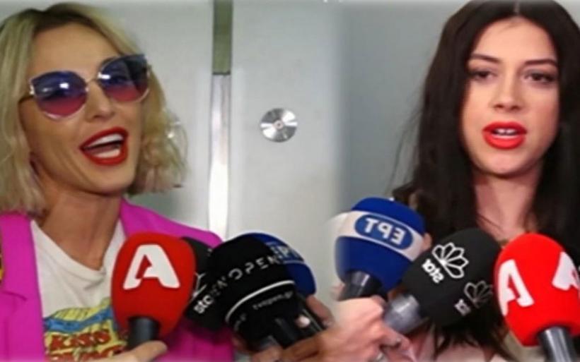 Eurovision 2019: Κατερίνα Ντούσκα και Τάμτα επέστρεψαν στην Ελλάδα – Οι πρώτες δηλώσεις στο αεροδρόμιο