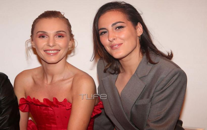 Τάμτα: Με την κόρη της μοιάζουν σαν αδερφές! Που βρέθηκαν οι δυο τους το βράδυ της Κυριακής;
