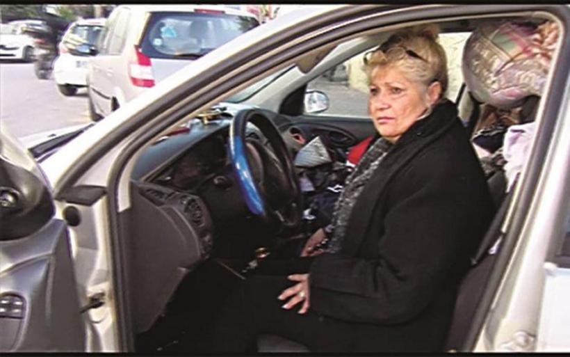 Κρήτη: Γυναίκα ζει στο αυτοκίνητο δύο χρόνια