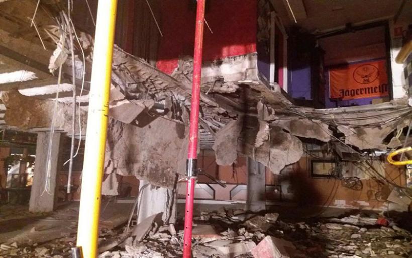Τενερίφη: Κατέρρευσε πάτωμα ντισκοτέκ - Δεκάδες τραυματίες (φωτο)