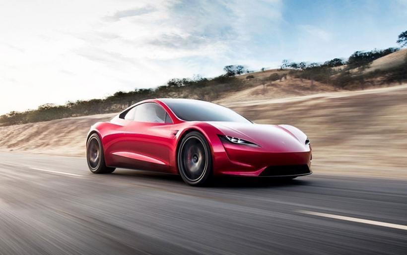 Tesla Roadster: Έρχεται το 2022
