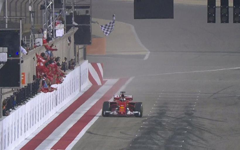 Formula 1: Καυτή... Ferrari στο Μπαχρέιν - Νικητής ο Vettel