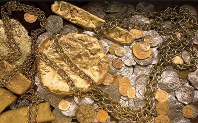 Αμύθητο θησαυρό ψάχνουν στη Στερεά Ελλάδα