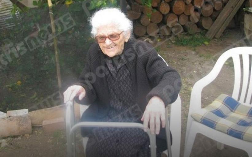 Η αφοπλιστική Ελληνίδα γιαγιά 112 ετών: «Πού να θυμάμαι πόσο είμαι…»
