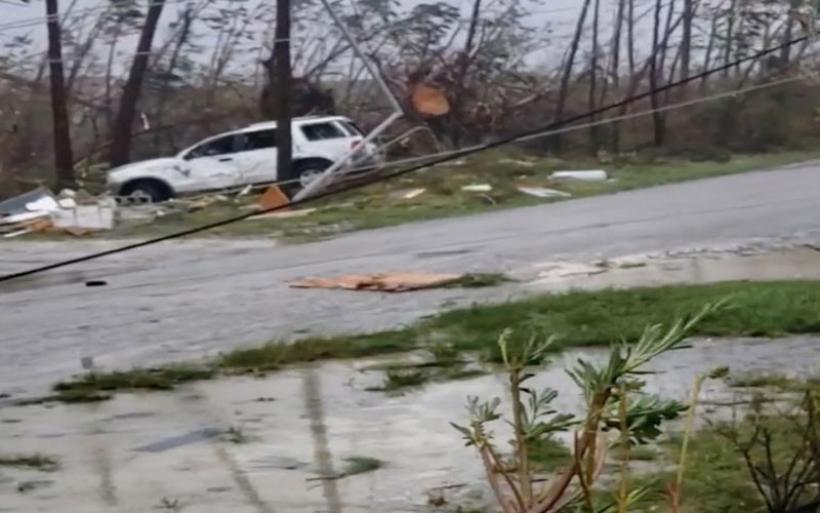 Τυφώνας Dorian: Τσάκισε τις Μπαχάμες και απειλεί Φλόριντα και Νότια Καρολίνα