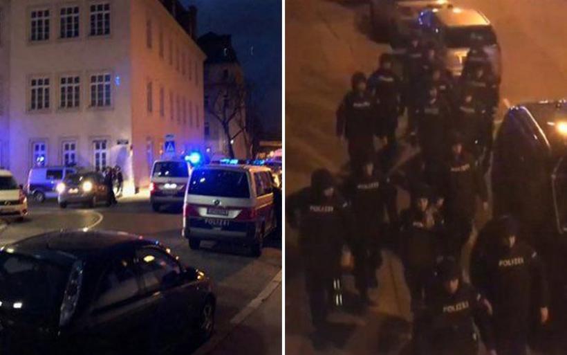 Επίθεση ληστών σε εκκλησία στη Βιέννη: Πέντε τραυματίες, ο ένας σοβαρά