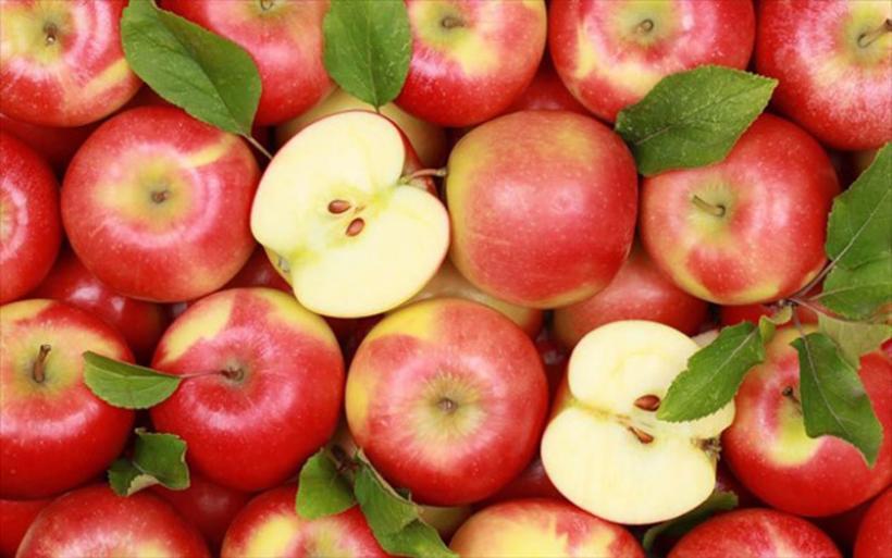 Δεσμεύτηκαν 4,8 τόνοι μήλα στο Ρέντη