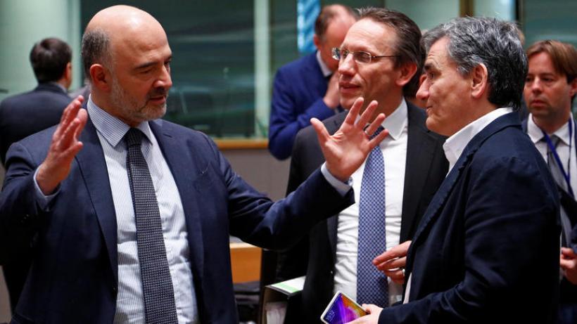 Eurogroup: Τον Μάιο η δόση - Ναι στη μερική αποπληρωμή του ΔΝΤ