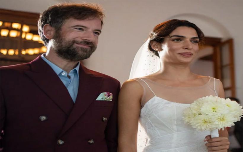 Κωστής Μαραβέγιας και Τόνια Σωτηροπούλου: Οι πρώτες φωτογραφίες μετά τον γάμο