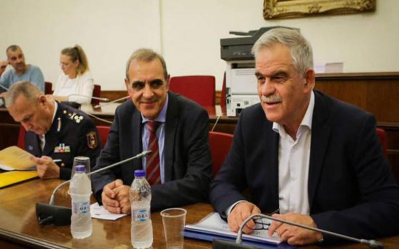 Γ. Καπάκης: Τέσσερις ημέρες πριν την τραγωδία έδινε συμβουλές για την Πολιτική Προστασία