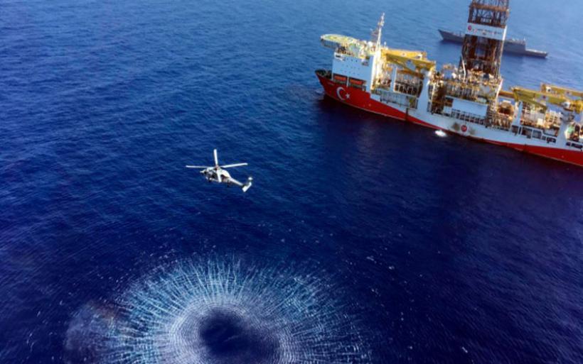 Η Τουρκία «στρατοπεδεύει» στη Μεσόγειο: Το «Γιαβούζ» ξεκίνησε γεωτρήσεις ανοιχτά της Κύπρου