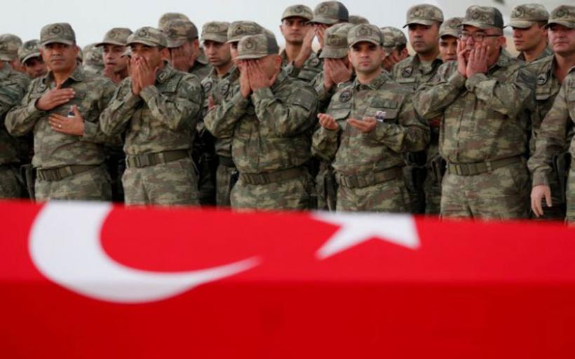 Τουρκία : Οι Ευρωπαίοι πρέπει να ευγνωμονούν τον τουρκικό στρατό