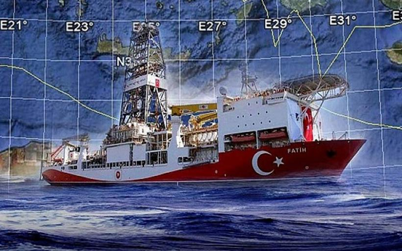 Προκαλεί ξανά η Τουρκία: Κάνουμε τις γεωτρήσεις στα όρια της Γαλάζιας Πατρίδας