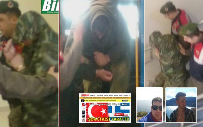 Κλιμακώνουν οι Τούρκοι με τη δίκη των δύο Ελλήνων στρατιωτικών