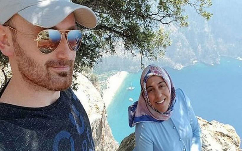 Τούρκος σύζυγος πόζαρε με την γυναίκα του στην άκρη του γκρεμού, λίγο πριν την ρίξει κάτω, για να πάρει τα χρήματα της ασφάλειας ζωής