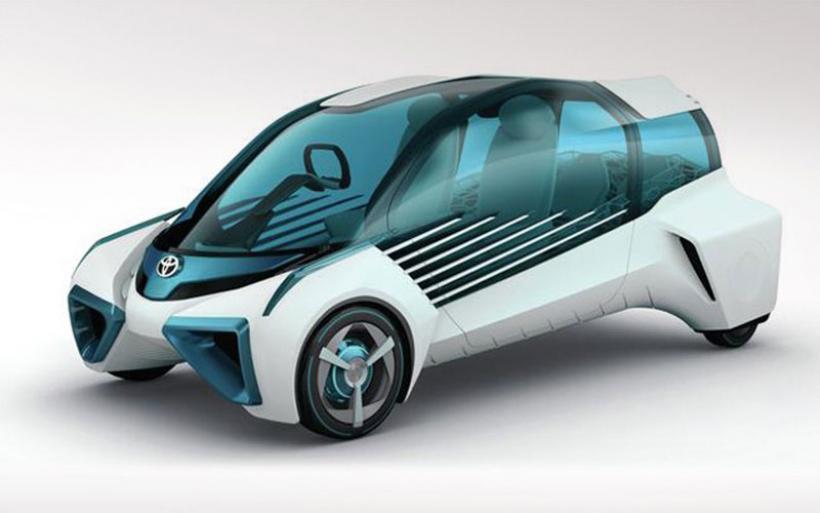 Η Toyota σχεδιάζει τα αυτοκίνητα που θα παράγουν ενέργεια