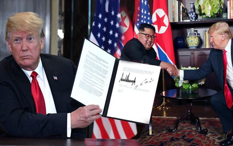 Τα τέσσερα σημεία της συμφωνίας
