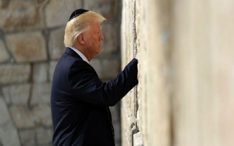 Τραμπ: Δεν είμαι σίγουρος ότι το Ισραήλ θέλει ειρήνη...