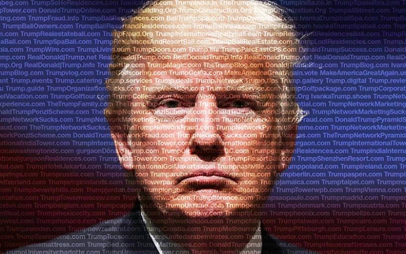 Τραμπ: Ο πρόεδρος με τα... 3.643 sites!