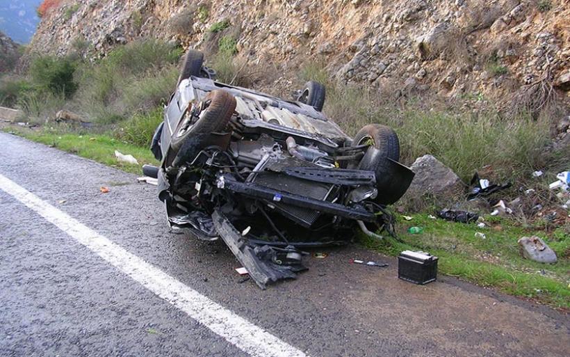 Έξι νεκροί τον Μαϊο στους δρόμους της Θεσσαλίας