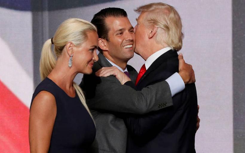 Ακίνδυνη η λευκή σκόνη που εστάλη στη σύζυγο του Ντόναλντ Τραμπ Τζούνιορ