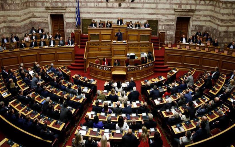 Μπαράζ νομοσχεδίων φέρνει η κυβέρνηση στην Ολομέλεια
