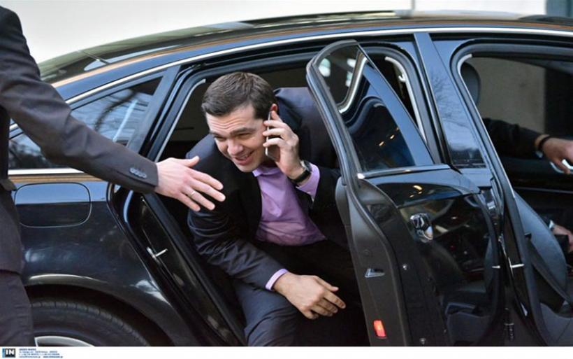 Βόλος: Του έκλεψαν το κινητό και είχε μέσα το τηλέφωνο του Τσίπρα!