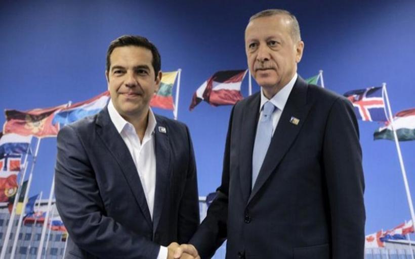 Στην Άγκυρα η συνάντηση Τσίπρα - Ερντογάν στις 5 Φεβρουαρίου