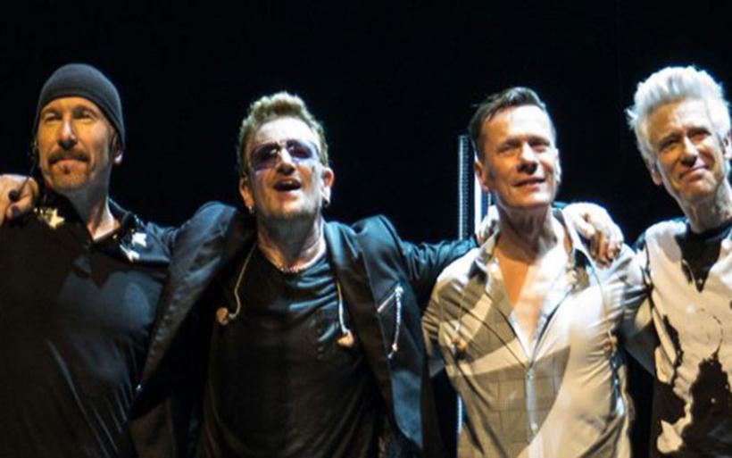 Οι U2 επιστρέφουν μετά από τρία χρόνια με το νέο τους single