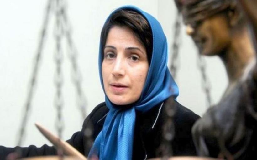Ιράν: Σε 38 χρόνια κάθειρξη και 148 μαστιγώσεις καταδικάστηκε η δικηγόρος Νασρίν Σοτουντέχ