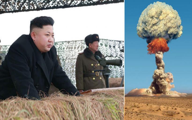 Η Β. Κορέα εκτόξευσε πύραυλο που μπορεί να πλήξει την Αλάσκα