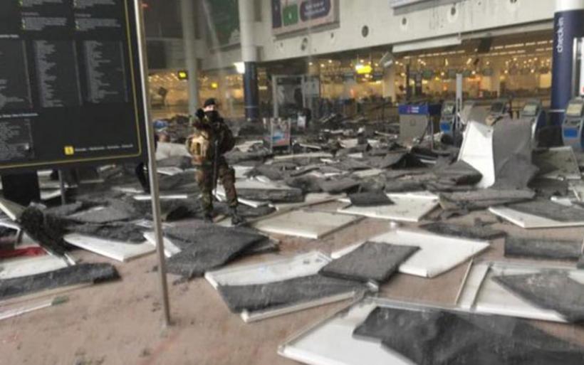 Μαύρη επέτειος από τις πολύνεκρες επιθέσεις στις Βρυξέλλες