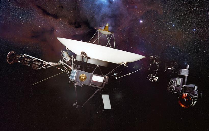 Το Voyager 1... σαραντάρισε αλλά συνεχίζει ακάθεκτο