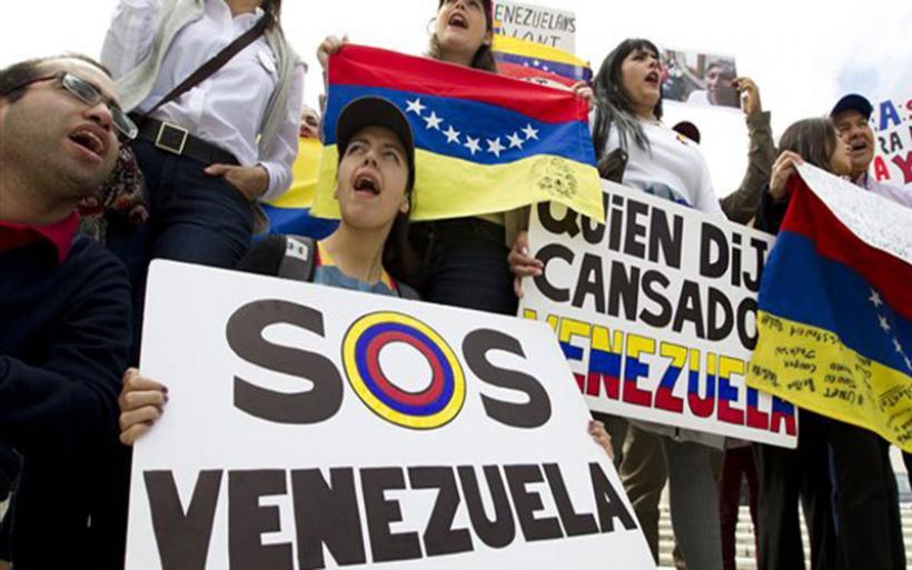 Η Βενεζουέλα θρηνεί τρεις ακόμα νεκρούς από τις διαδηλώσεις κατά του Μαδούρο