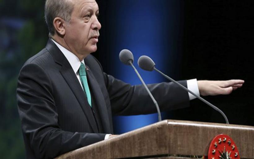 Ερντογάν: Θα σταματήσω να σας λέω Ναζί όταν σταματήστε να με λέτε δικτάτορα