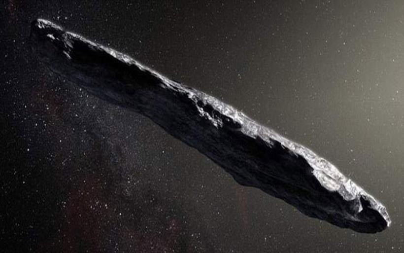Οι επιστήμονες βρήκαν τελικά τι ήταν αυτός ο μυστηριώδης αστεροειδής σε σχήμα πούρου