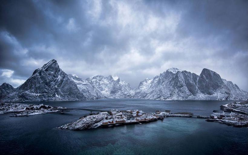 Lofoten: Τα νησιά στον Αρκτικό κύκλο που μνημόνευσε ο Καββαδίας, μέσα από το φακό ενός Έλληνα