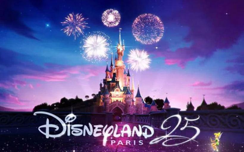 25 χρόνια Disneyland Paris! Μια επέτειος γεμίζει μαγεία την Πόλη του Φωτός