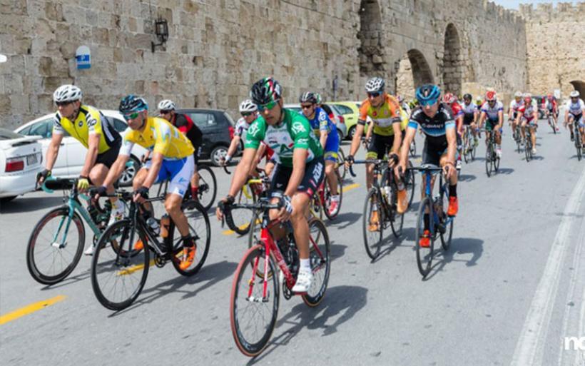 Ανοίγει η αυλαία στο Παγκόσμιο Κύπελλο Ποδηλασίας της Ρόδου