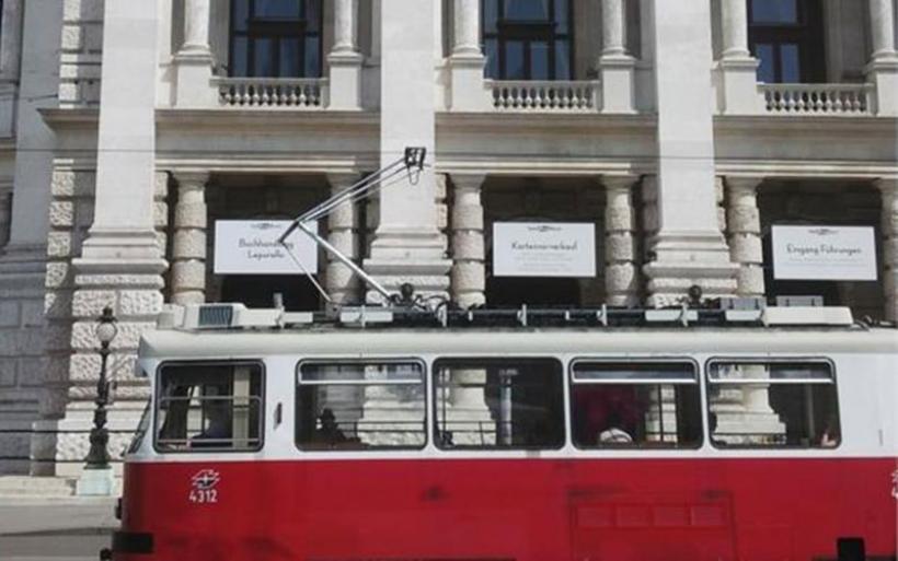 Κλέφτης στη Βιέννη πήρε ολόκληρο τραμ και έφυγε